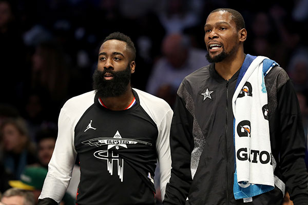 james harden kevin durant nets trade questions