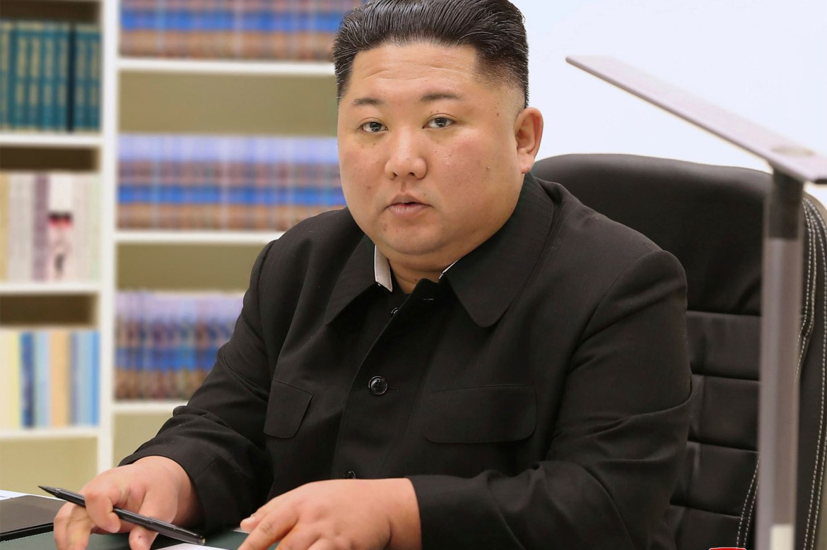 Kim Jong Un thanks North Koreans in rare New Year's letter 1