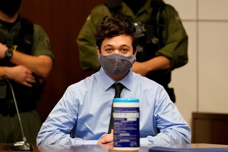 Accused Kenosha shooter Kyle Rittenhouse seen in bar wearing 'Free as F—k' shirt 1