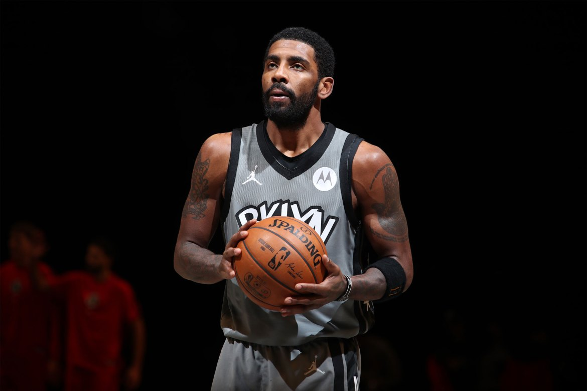 Kyrie Irving's Nets absence a reaction to Capitol Hill riot 1