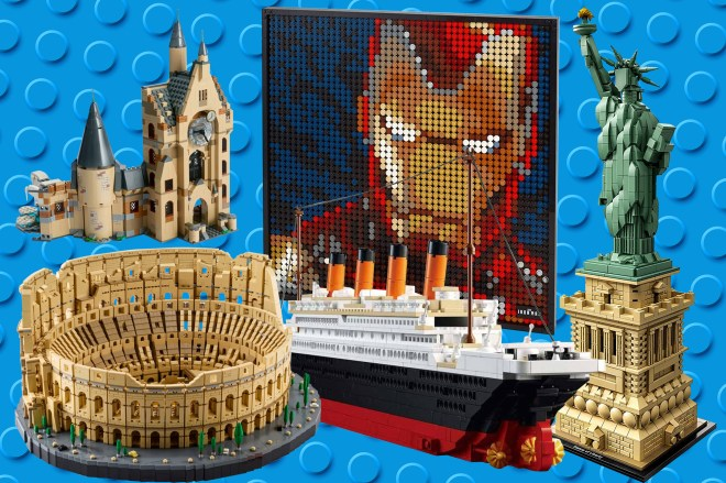 The 28 best adult LEGO sets to buy in 2021