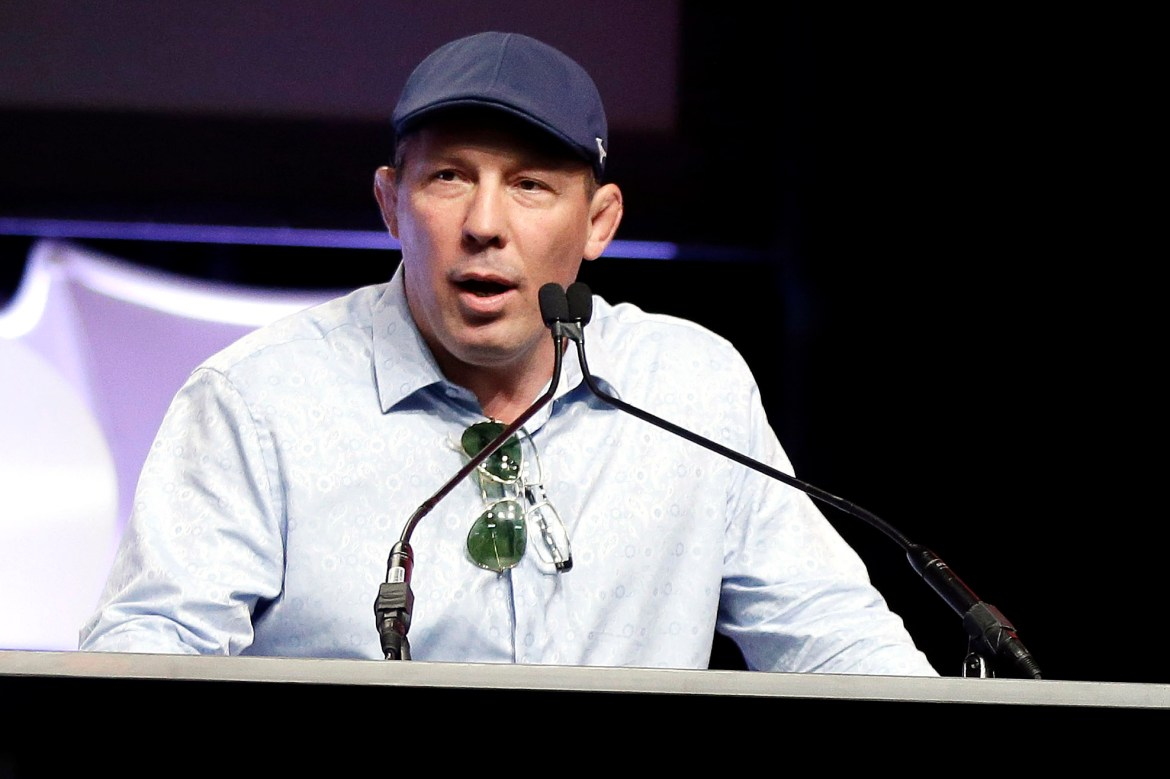 Pat Miletich loses MMA broadcasting job after attending Capitol riot 1