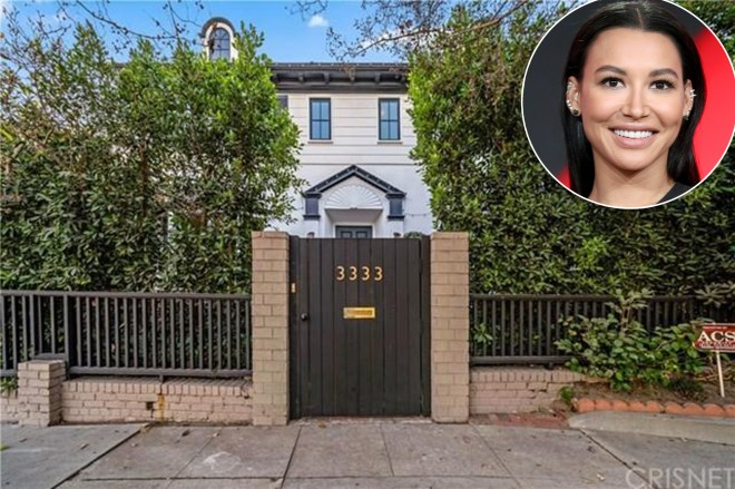 Naya Rivera's last home before death hits market for .7M