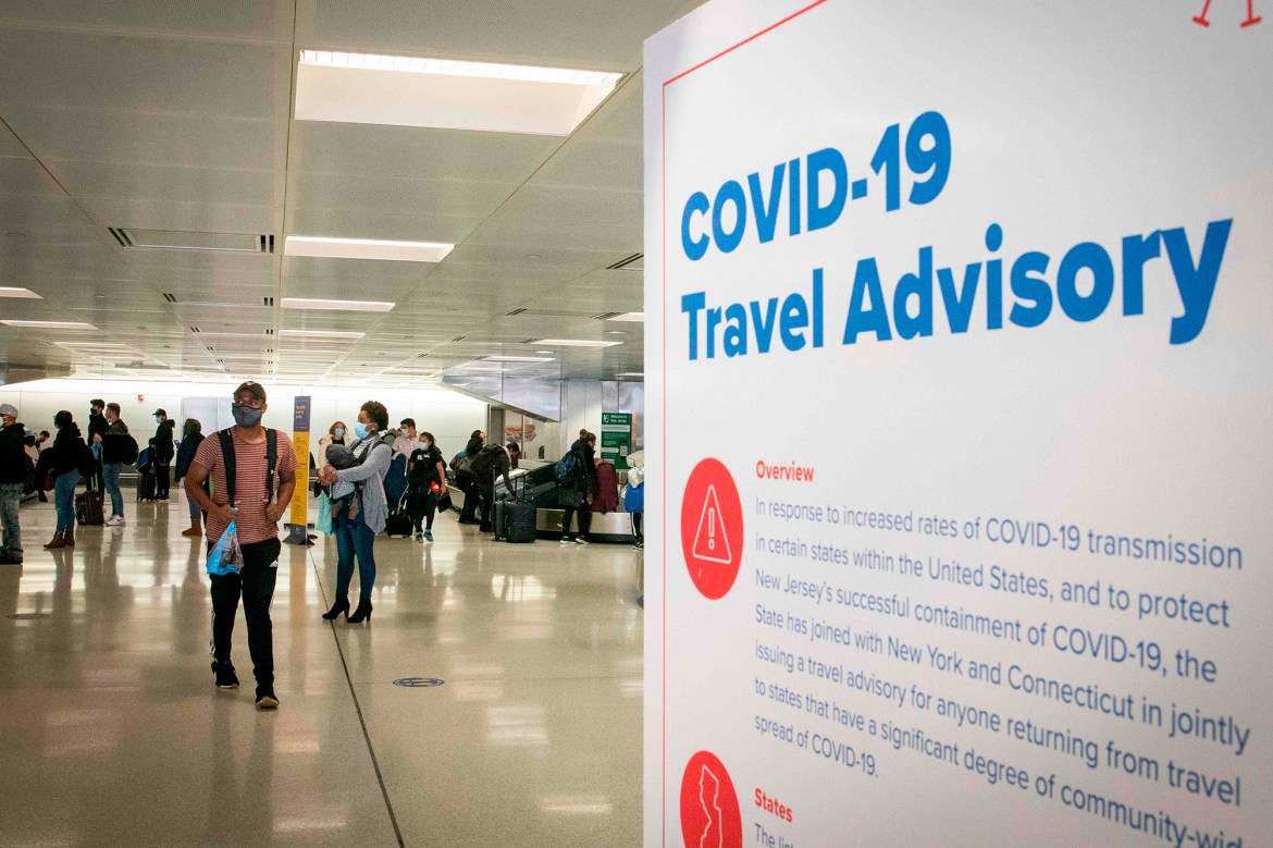 US to require COVID-19 tests for all international travelers 1