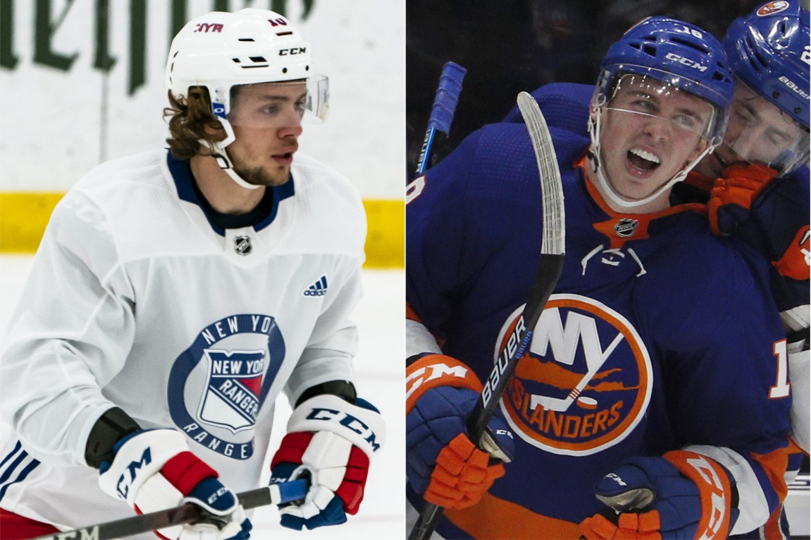 Rangers, Islanders' playoff chances far from a sure thing 1