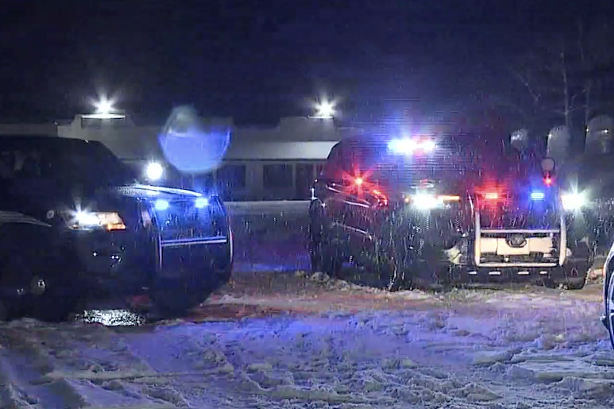 At least 4 wounded in string of 'connected' shootings in the Poconos