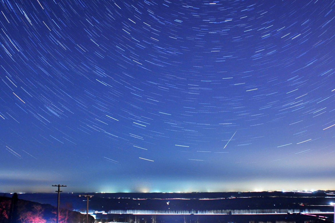How to watch the Quadrantids tonight, 2021's first meteor shower 1