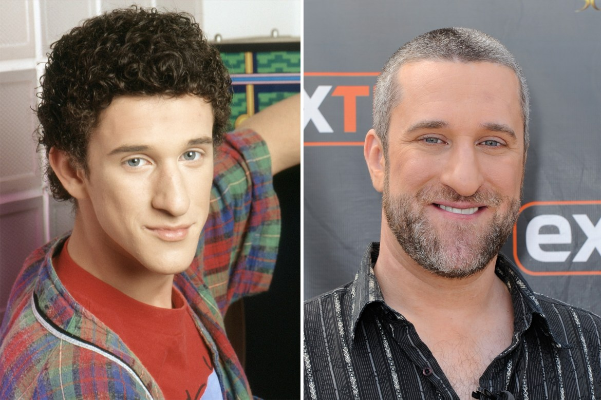 Dustin Diamond of 'Saved by the Bell' hospitalized, fearing cancer: report 1