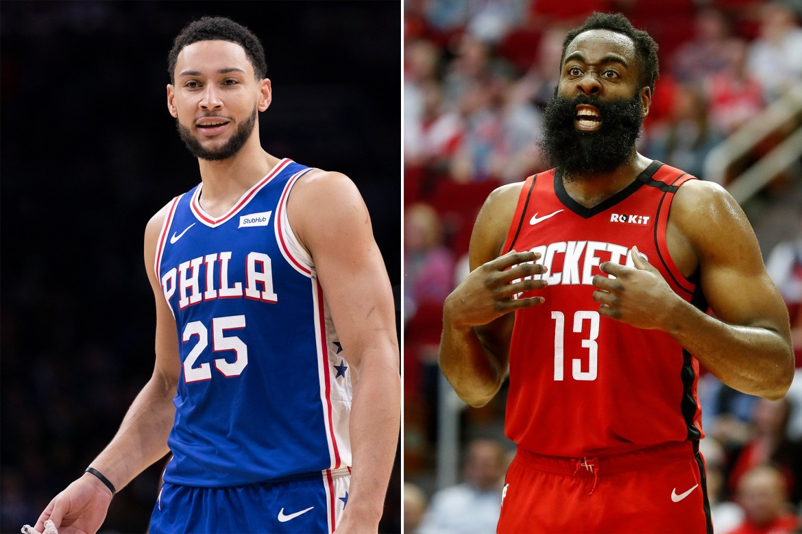 Ben Simmons was 'ecstatic' to remain with Sixers amid James Harden rumors 1
