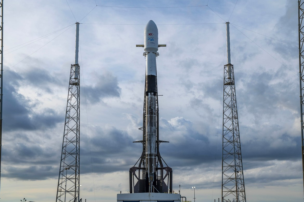 SpaceX completes first rocket launch of 2021 with communications satellite 1