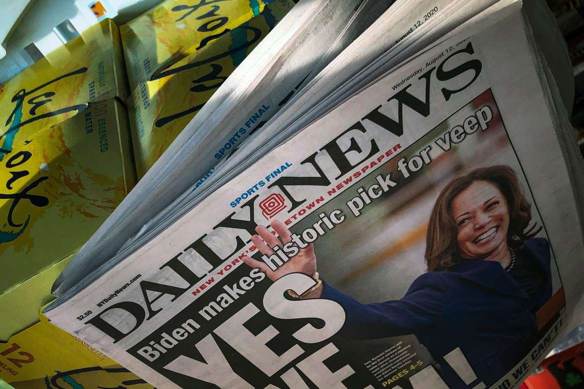 Hedge fund's bid to buy rest of Tribune Publishing met with resistance 1