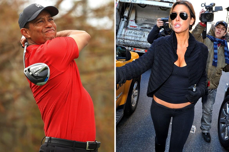 Rachel Uchitel's life has been a 'living hell' since Tiger Woods affair 1