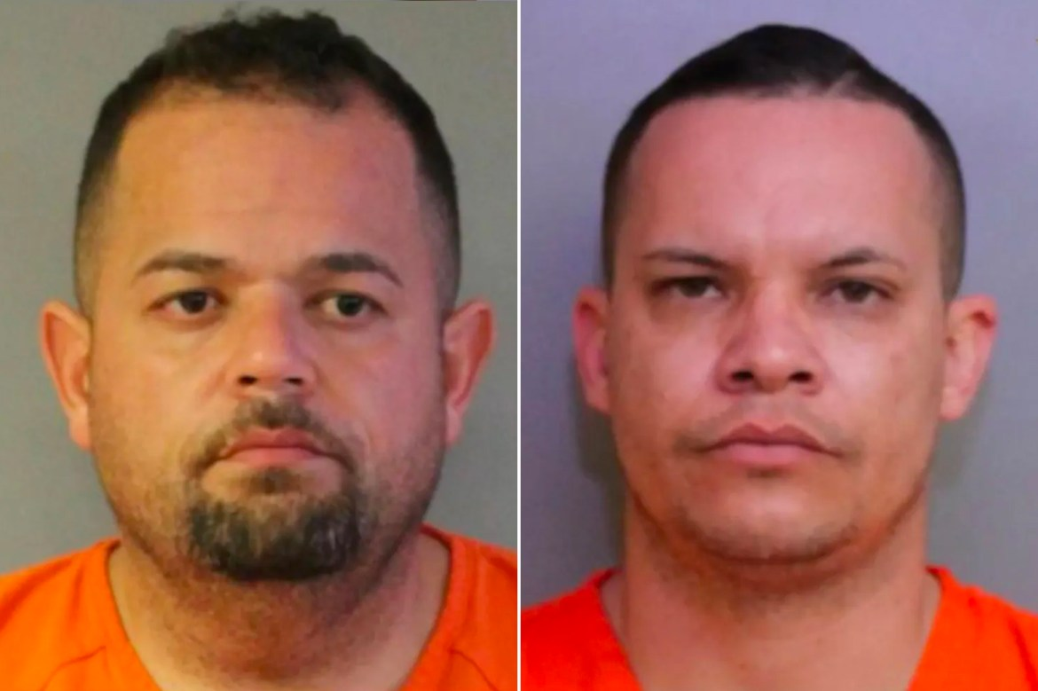 Florida men arrested for stealing remains of veterans for 'ritual' 1