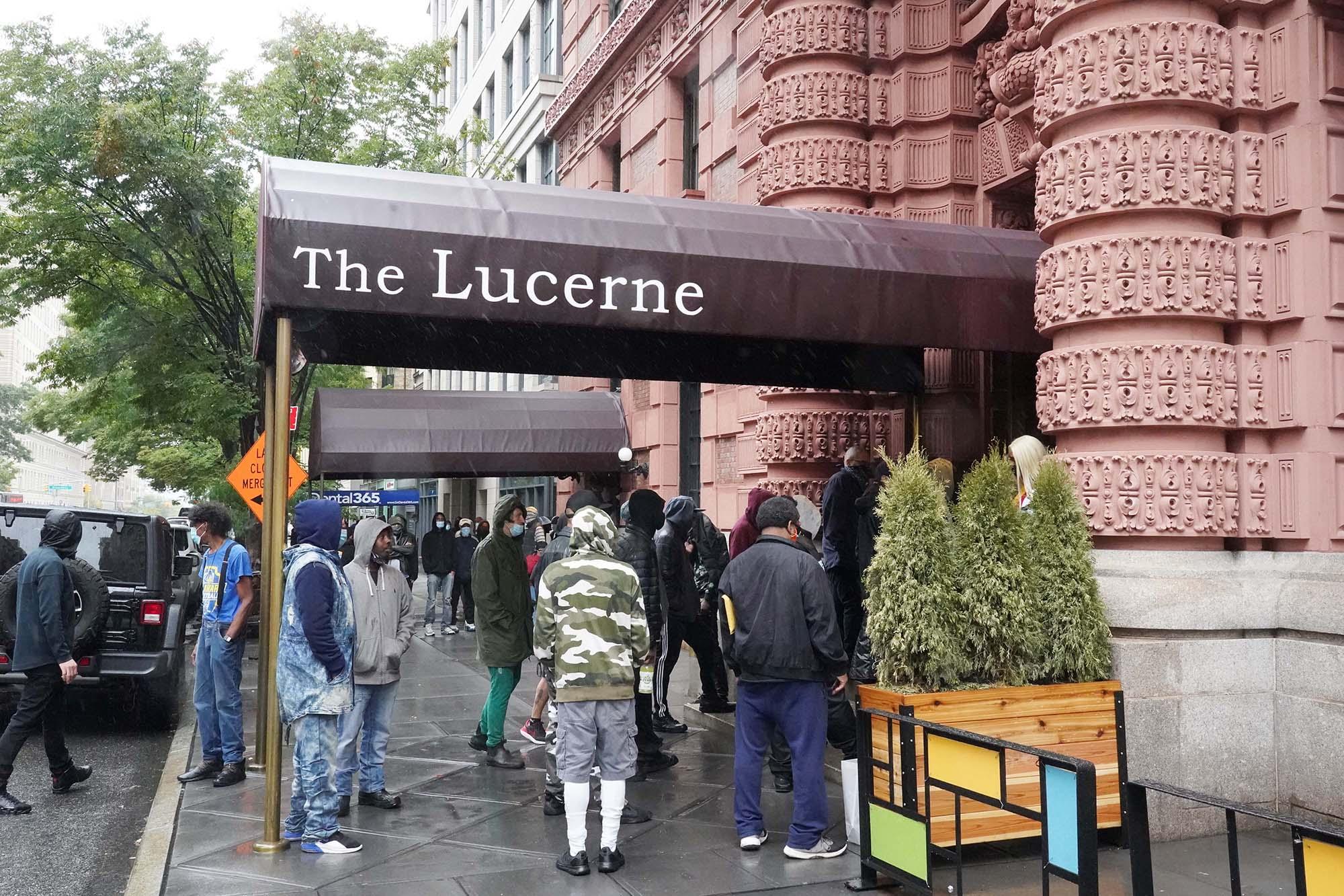 Men Sheltered In Lucerne Hotel Should Get Covid Vaccine Locals
