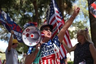 *** BESTPIX ***アメリカ保守連合がフロリダで年次会議を開催