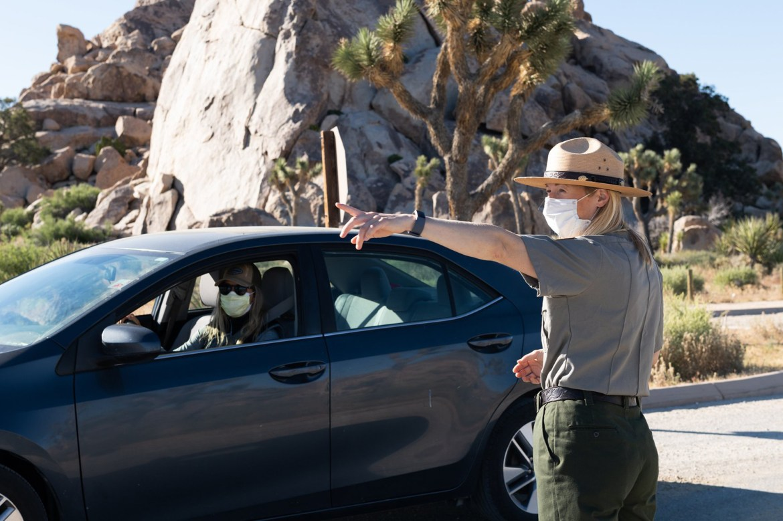 national parks requiring masks