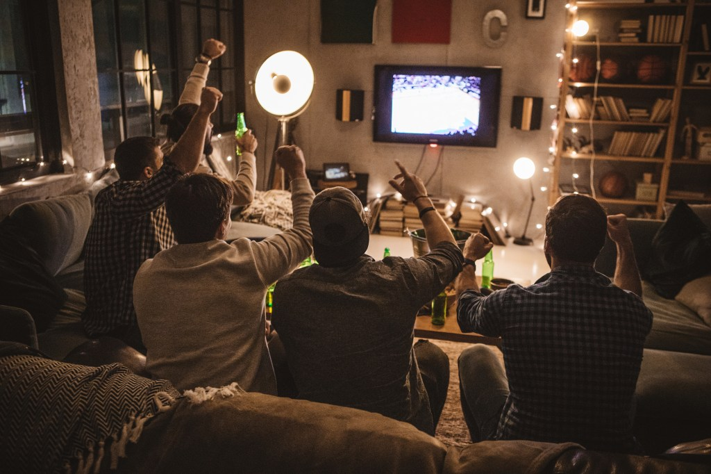 Shut Up, Karen!!! Super Bowl bummer: NO 'cheering' at parties