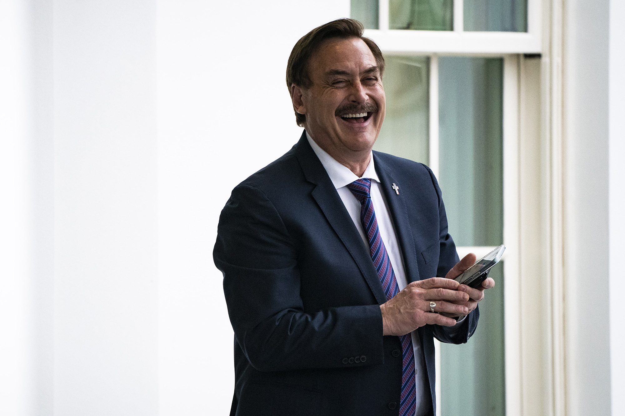 my pillow boss mike lindell renames his