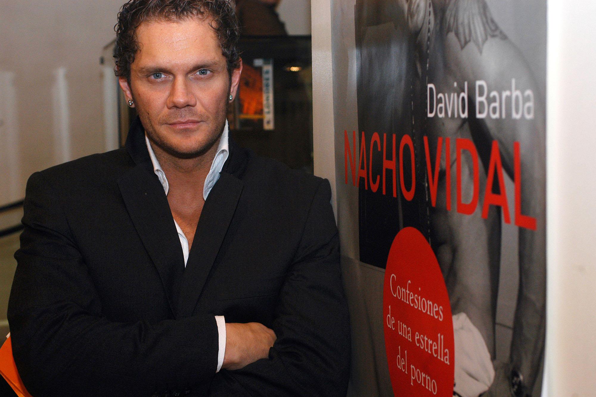 Interview nacho vidal Nacho Vidal: