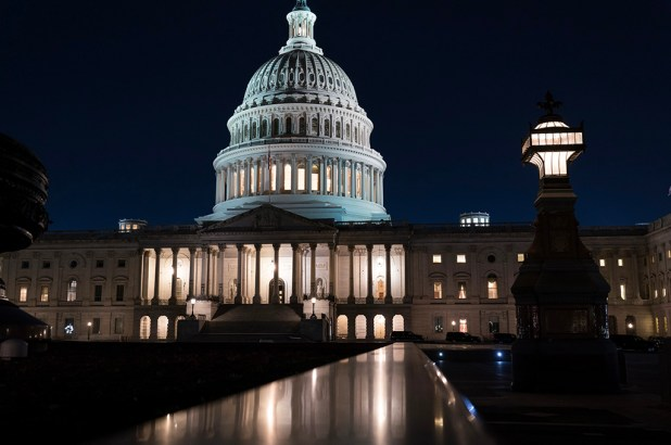 The Senate voted 58-42 Friday night to reject Sen. Bernie Sanders' effort to add a $15 minimum wage provision to President Biden's $1.9 million COVID-19 relief bill.