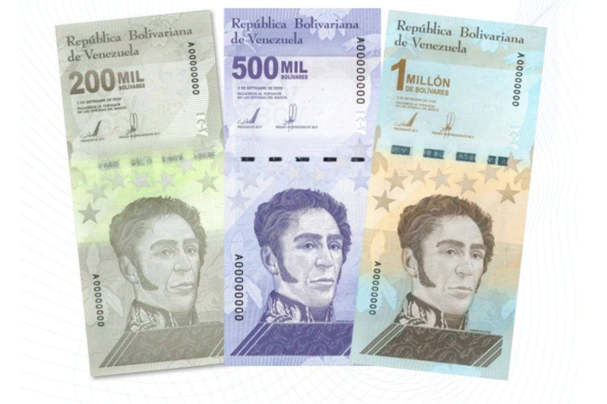 Venezuala Prints Million Note Due To Inflation
