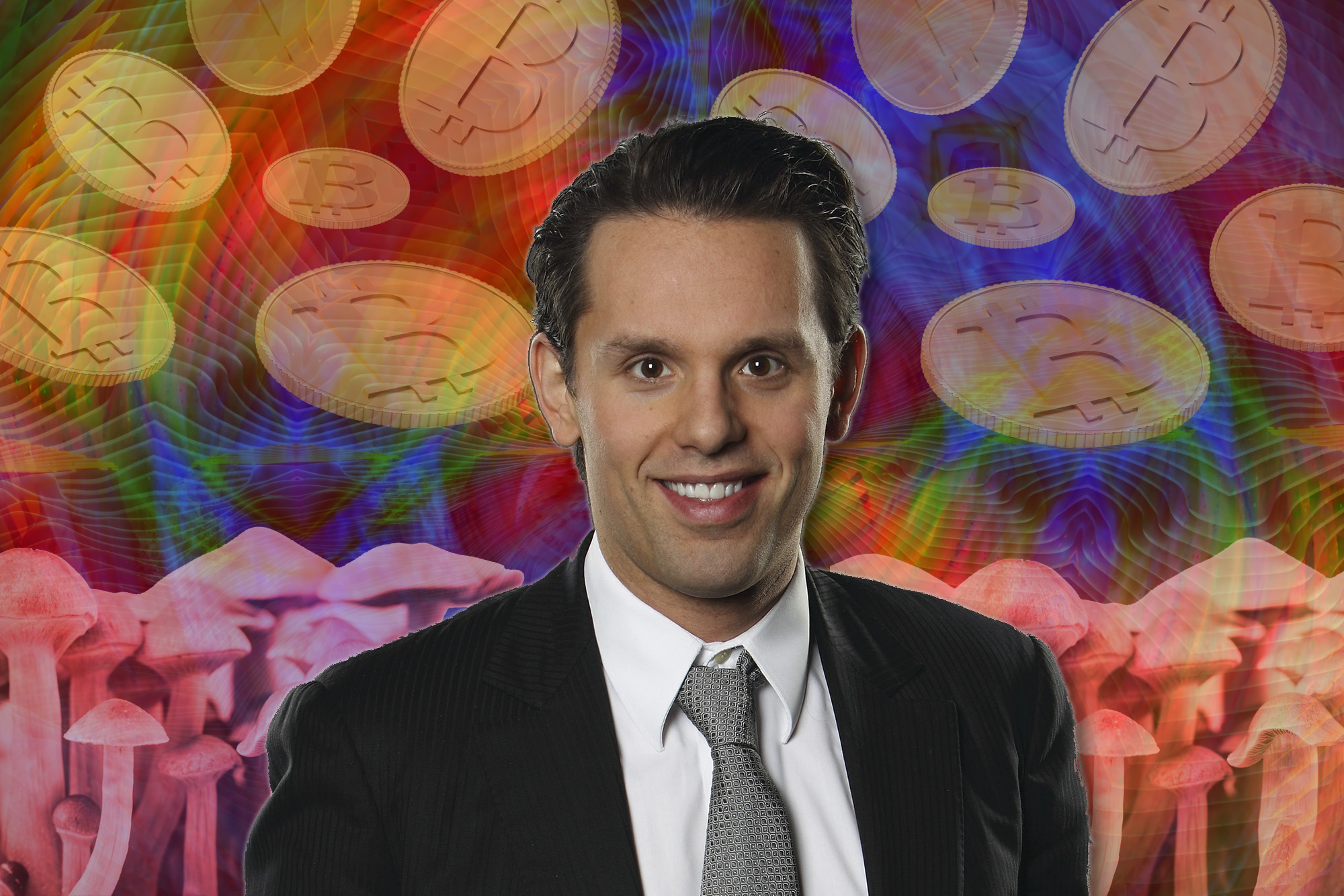 I took hallucinogenic mushrooms and made billions off bitcoin