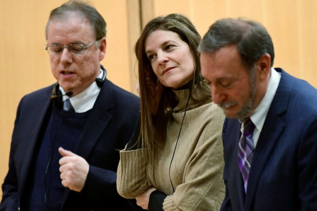 Michelle Troconis, ex-girlfriend of Fotis Dulos, has pleaded not guilty to charges of evidence tampering, hindering prosecution and conspiracy to commit murder in connection to Jennifer Dulos' disappearance.