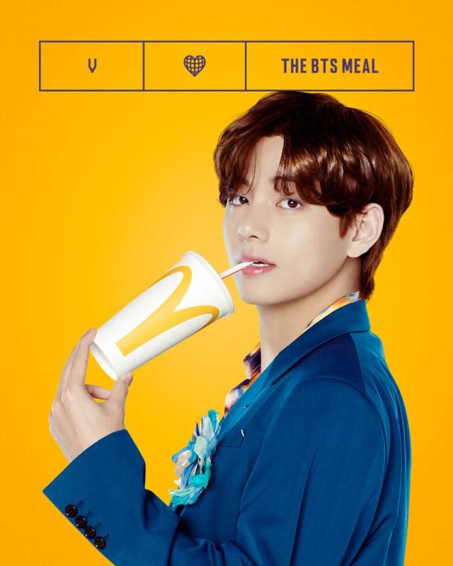 McDonald's BTS meal
