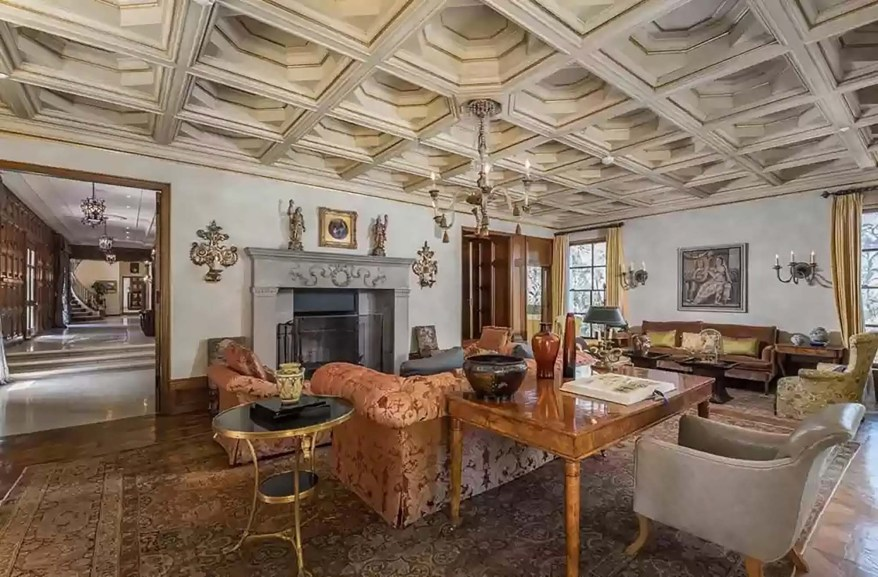 """Girardi and his now-ex-wife """"RHOBH"""" star Erika Jayne purchased the concrete and tan stucco Mediterranean-style home for $1.3 million in 1980."""