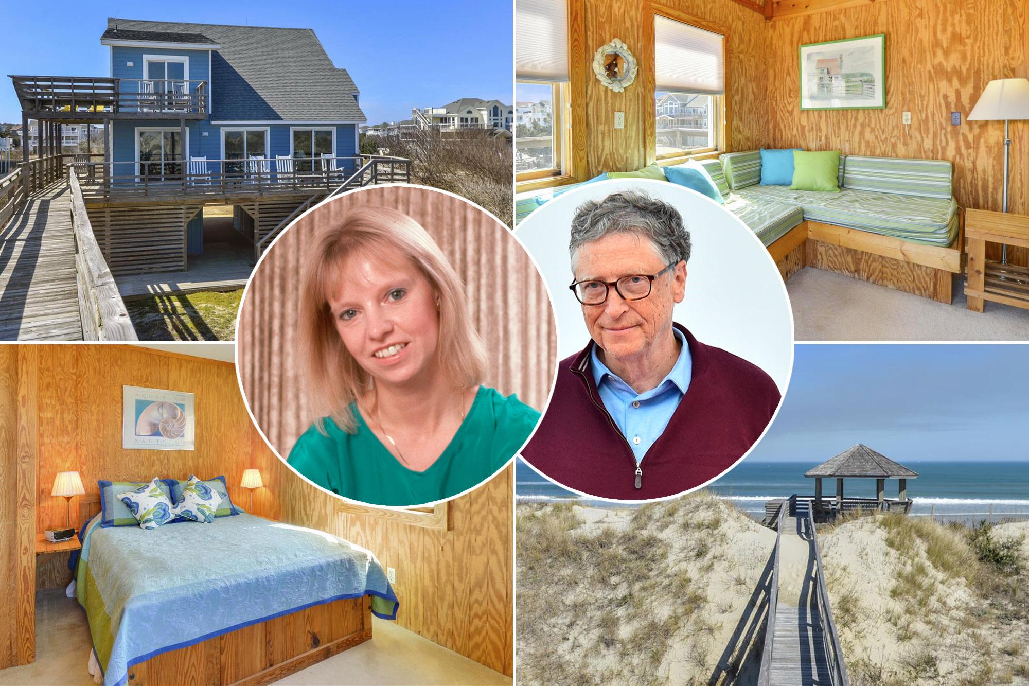 See inside Bill Gates' secret love nest with gal pal Ann Winblad