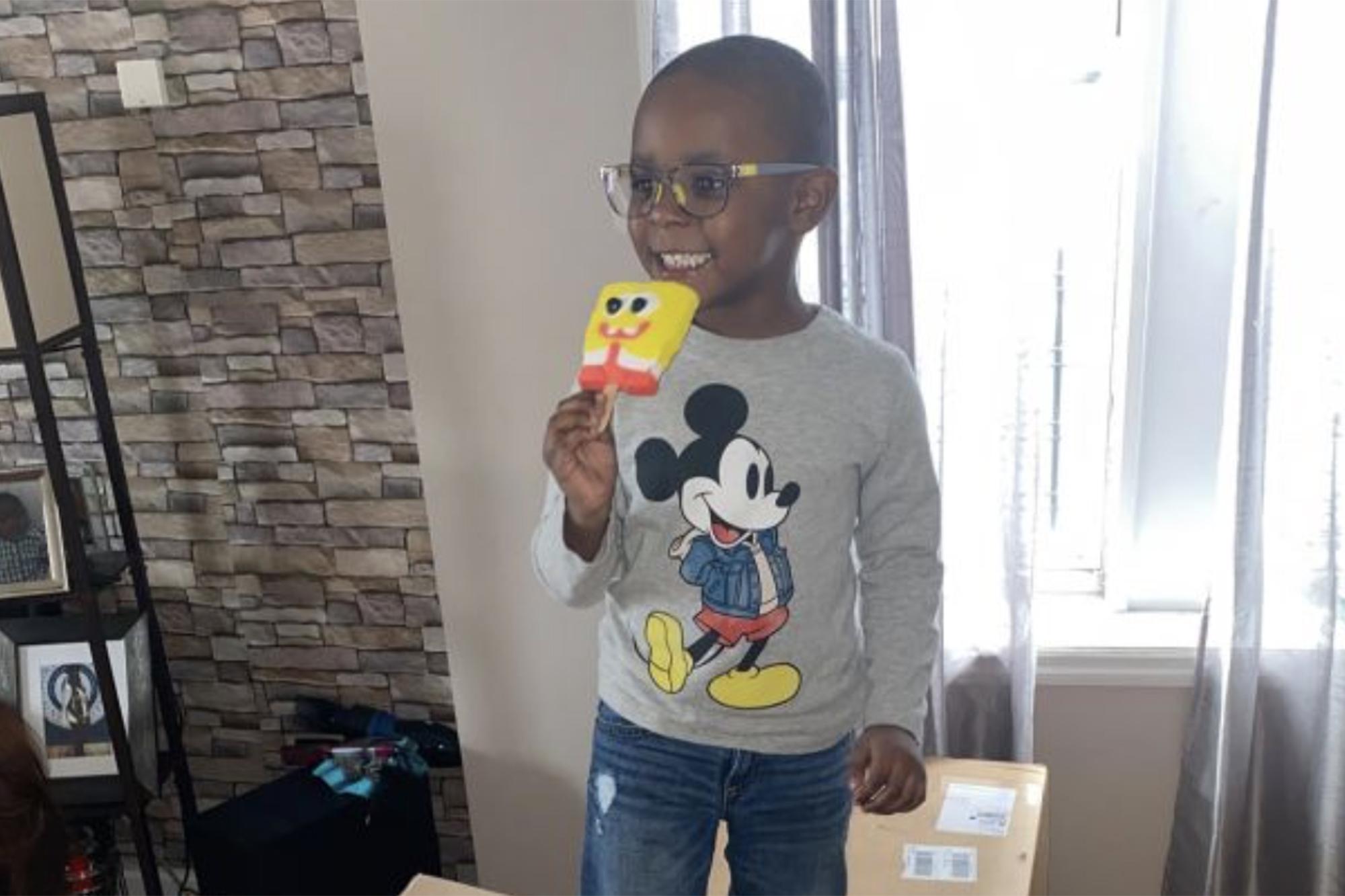 Boy's botched Amazon order leaves him with $2,620 worth of Spongebob  Squarepants popsicles