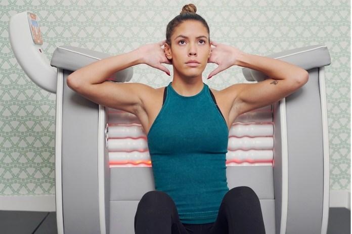 The Body rollerCourtesy Stretch*d