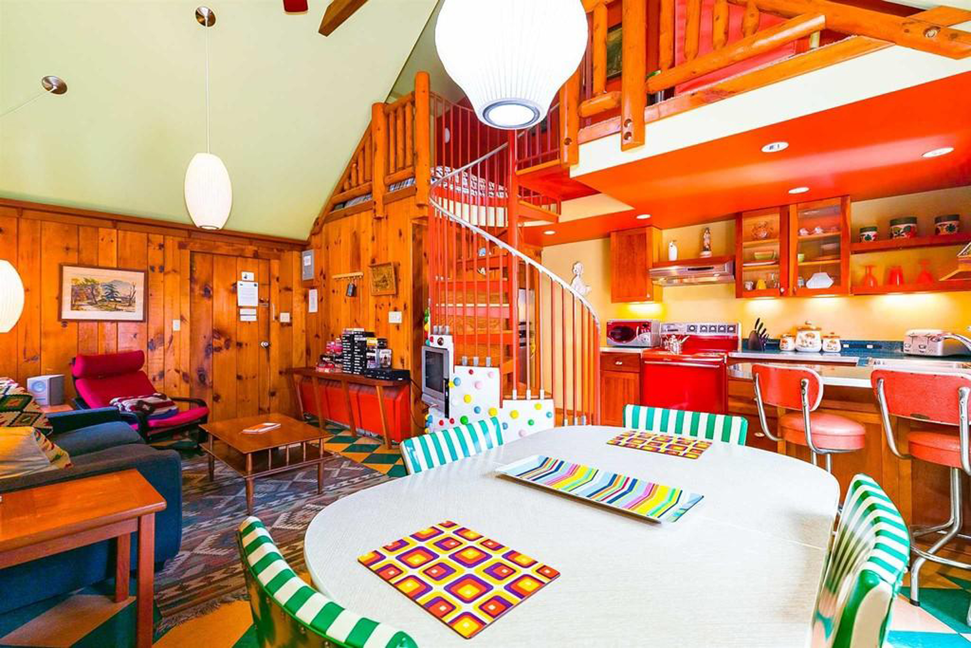 B-52's Kate Pierson is selling her Catskills motel.