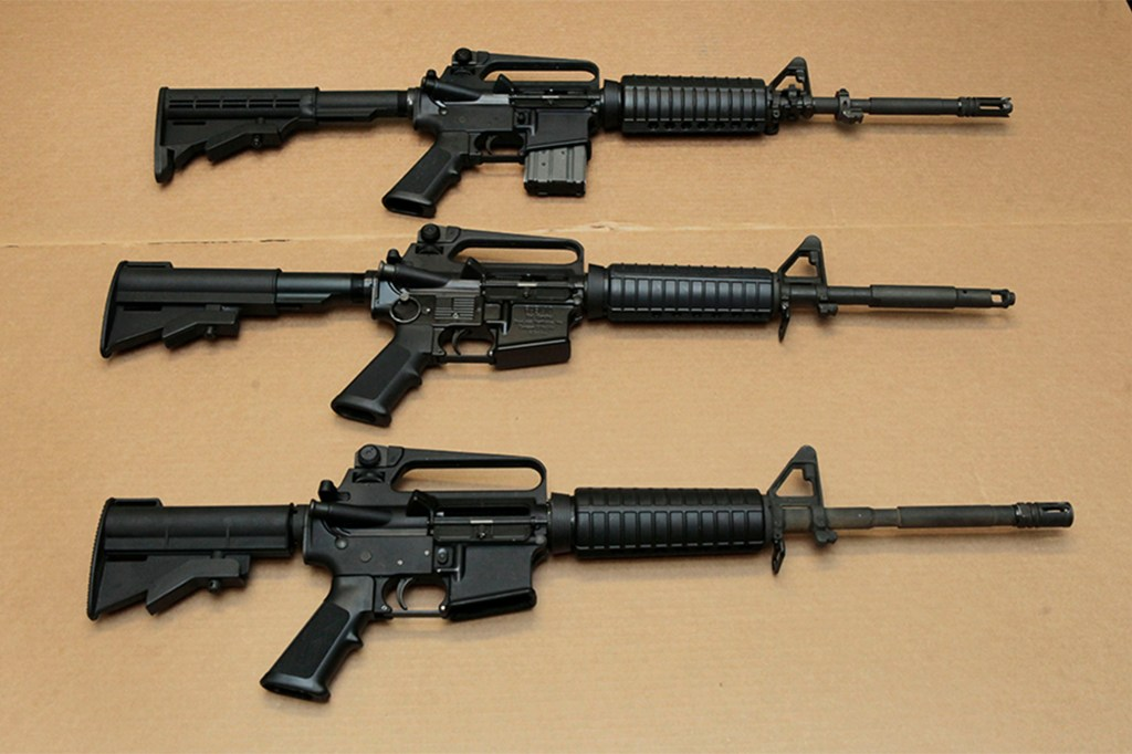 U.S. Judge Overturns California's Ban On Assault Weapons