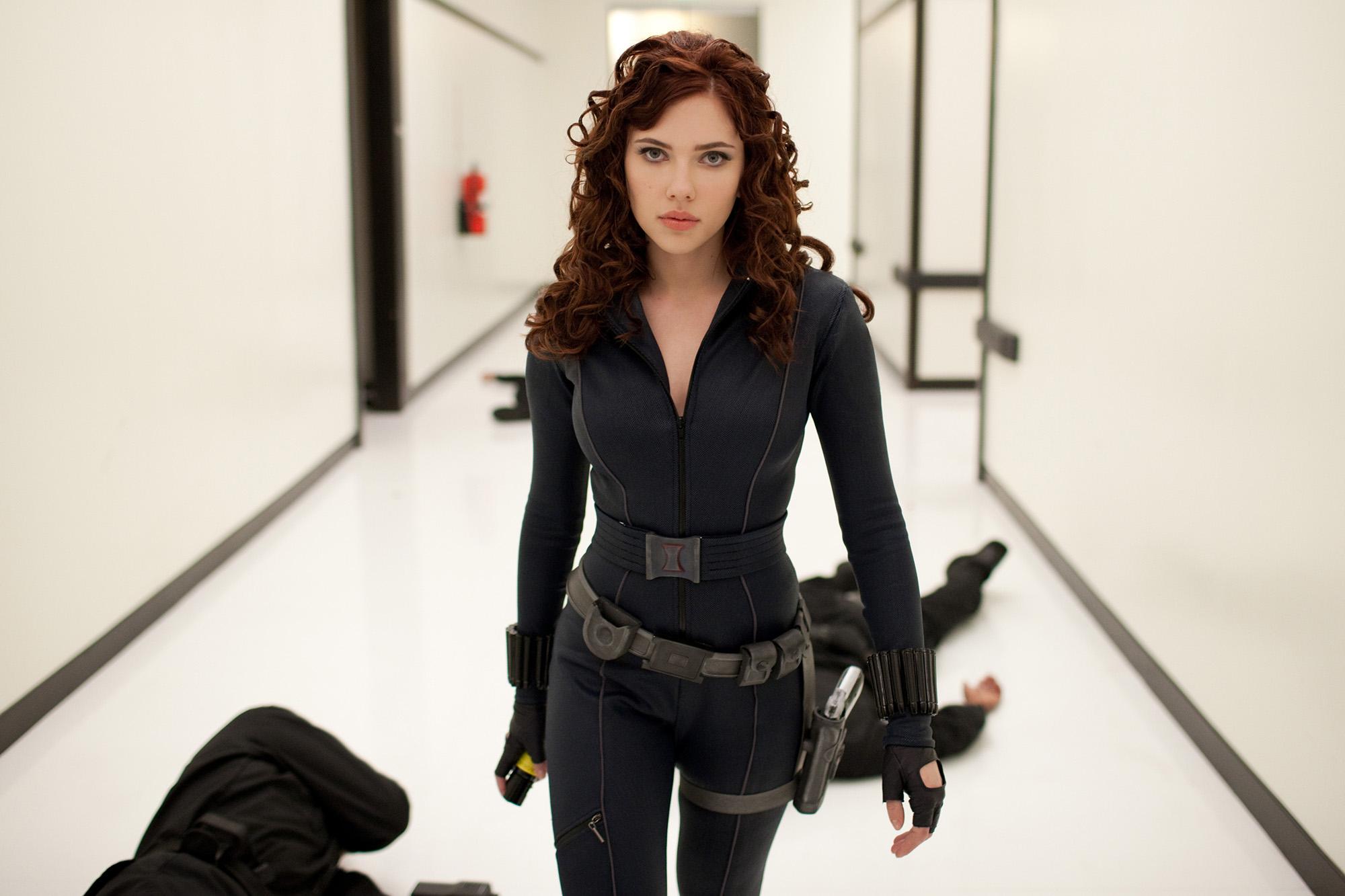 Scarlett Johansson calls out 'piece of ass' treatment of 'Black Widow'