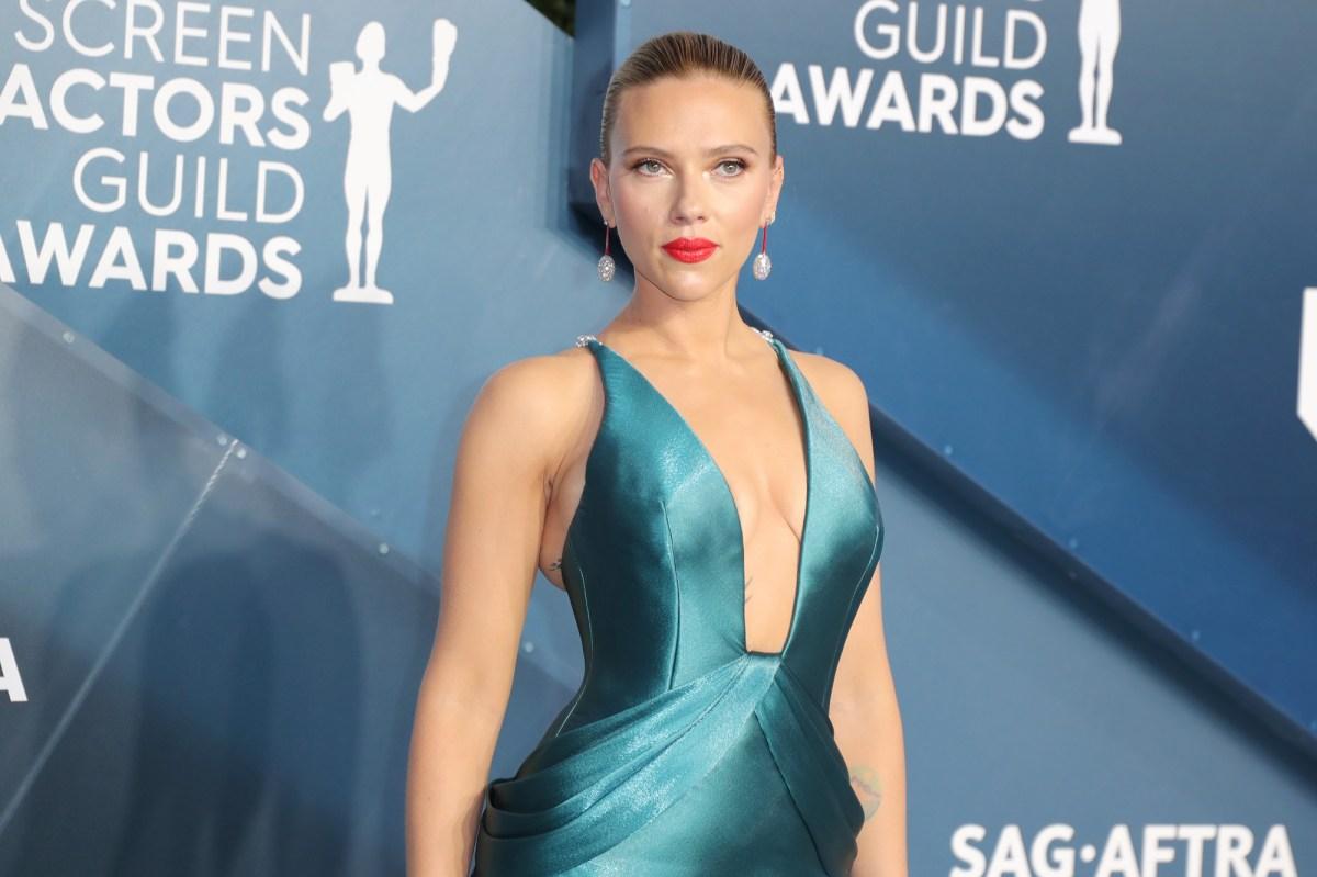 Scarlett Johansson is launching a beauty brand