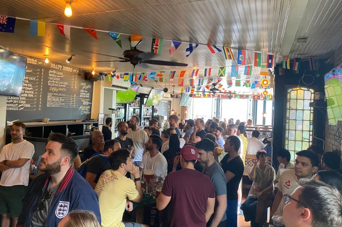 For Features - Euro Cup Watchingkent Ale House In Williamsburg, Handout Photos