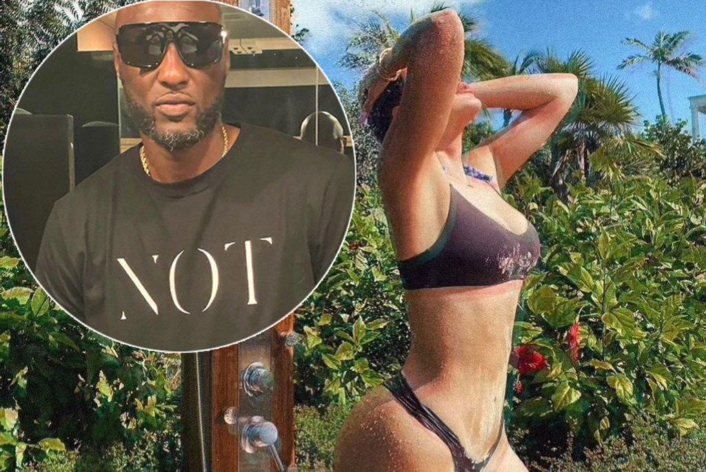 """Khloe Kardashian, who hosted the TV series """"Revenge Body"""" got CoolSculpting after her break-up with husband Lamar Odom."""