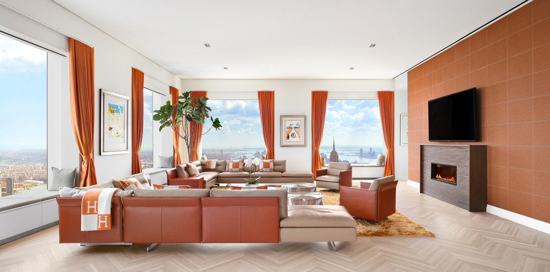 Most expensive Manhattan listing drops for $169 M