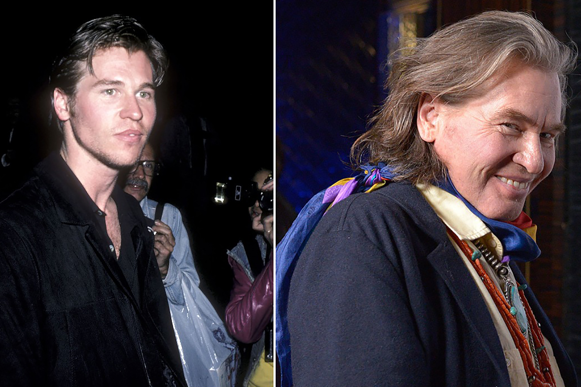Val Kilmer documentary trailer shows 40 years of home videos
