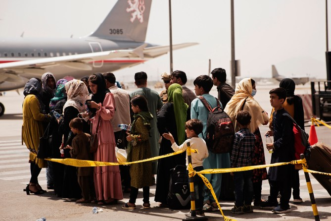 Up to 80K Americans, Afghans need to be evacuated from Kabul