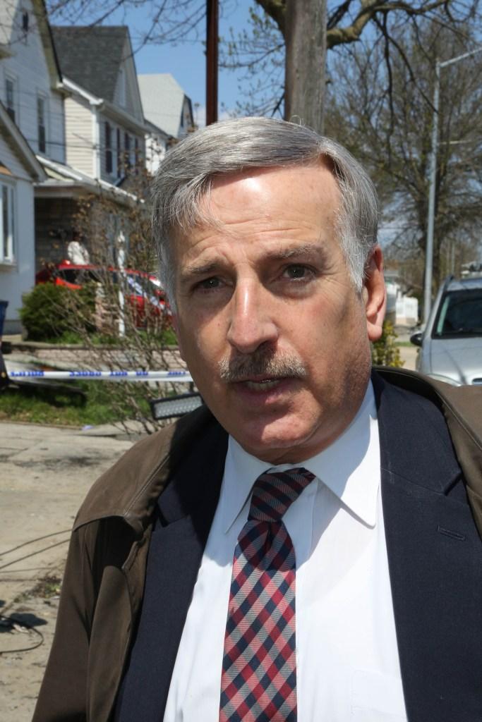 Assemblyman David Weprin.
