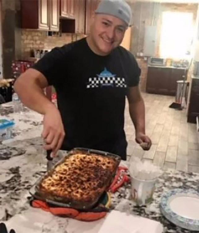 Chicago Police Officer Carlos Yeniz.