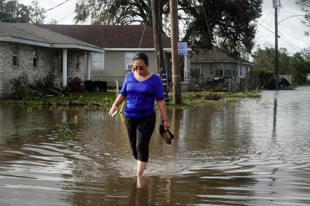 Several million customers in Louisiana and Mississippi were left without power, according to PowerOutage.US.