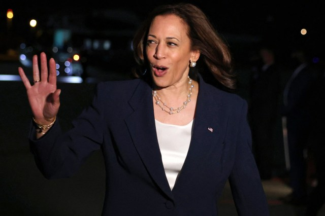 """Vice President Kamala Harris insisted that the Biden administration """"couldn't have a higher priority right now"""" than Afghanistan."""