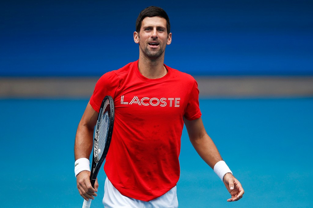 Last year, Novak Djokovic dropped $40,000 on a private home for the open.