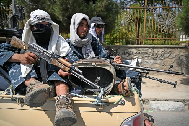 Taliban spokesman Zabihullah Mujahid said that music is forbidden in Islam and the Taliban hopes to encourage rather than force people to obey.