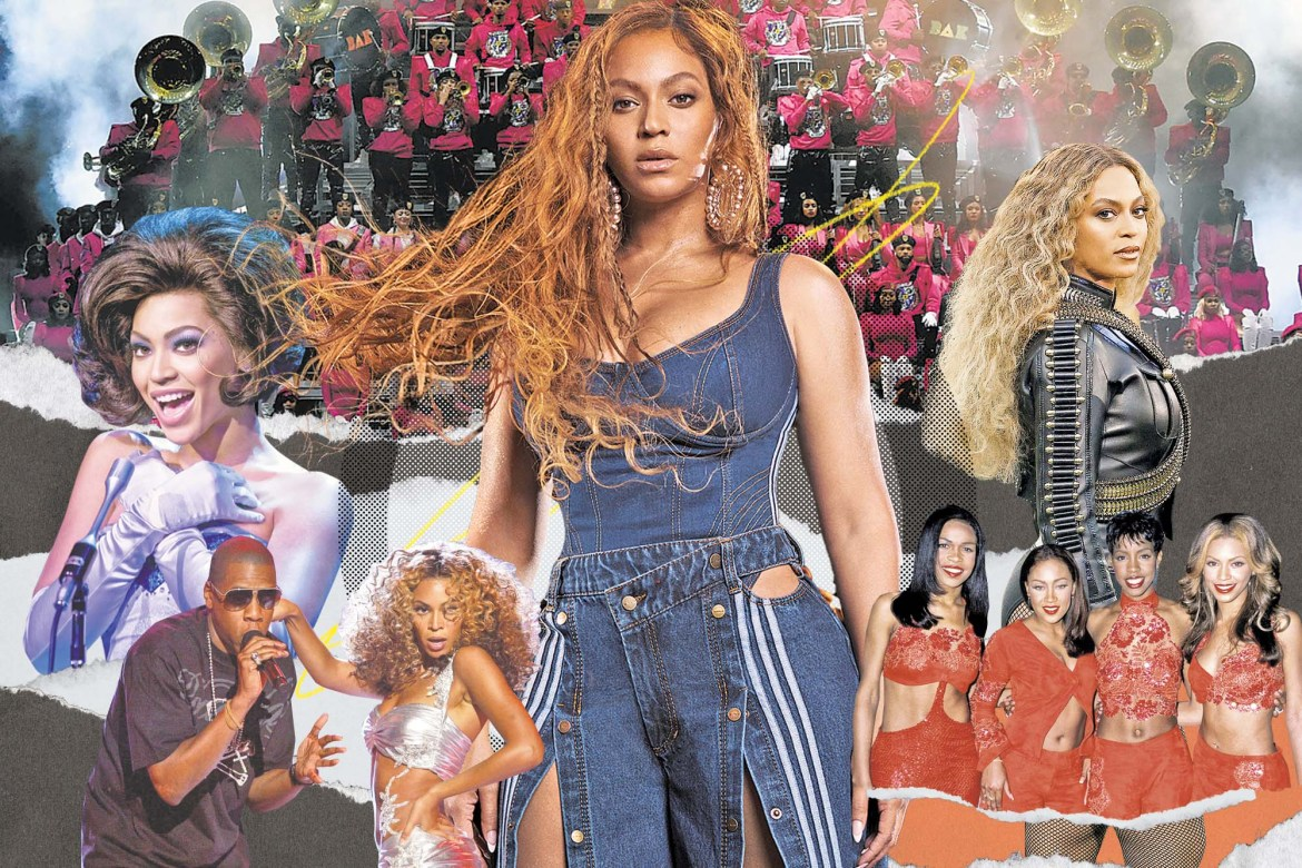 """Happy birthday, Beyoncé! In honor of Queen Bey turning the big 4-0, we're taking a celebratory look back with a Top 40 countdown of the most iconic moments that made us fall """"Crazy in Love."""""""