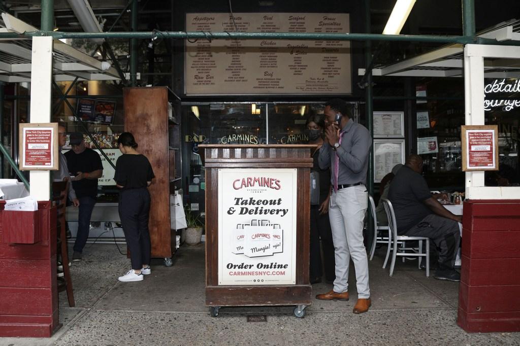 Carmine's host station.