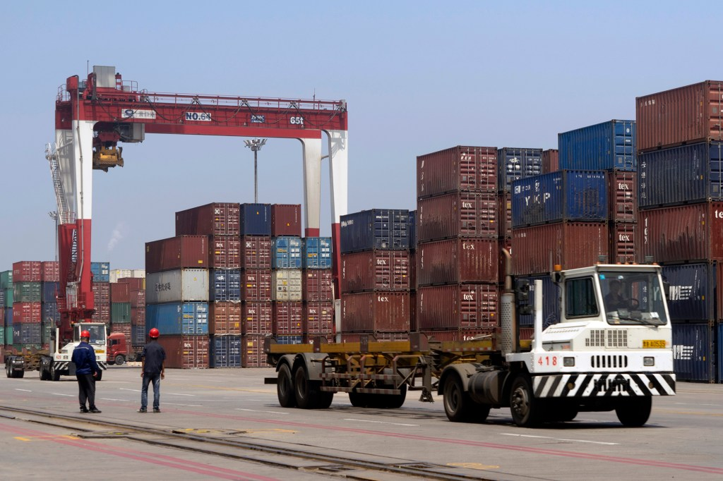 """Unions representing shipping workers from around the world are starting to warn of a """"global transport systems collapse"""" due to labor shortages and COVID-19- related trade restrictions."""